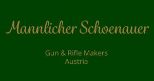 Männlicher Schönauer, Gun & Rifle Makers, Austria
