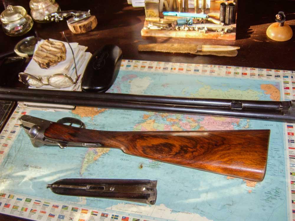 Alex Martin - fine English shotgun