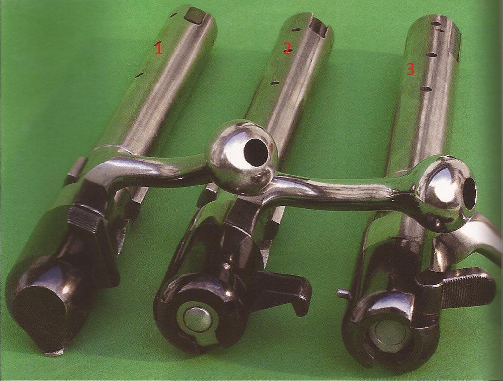Bundstykker til Otterup Rifler