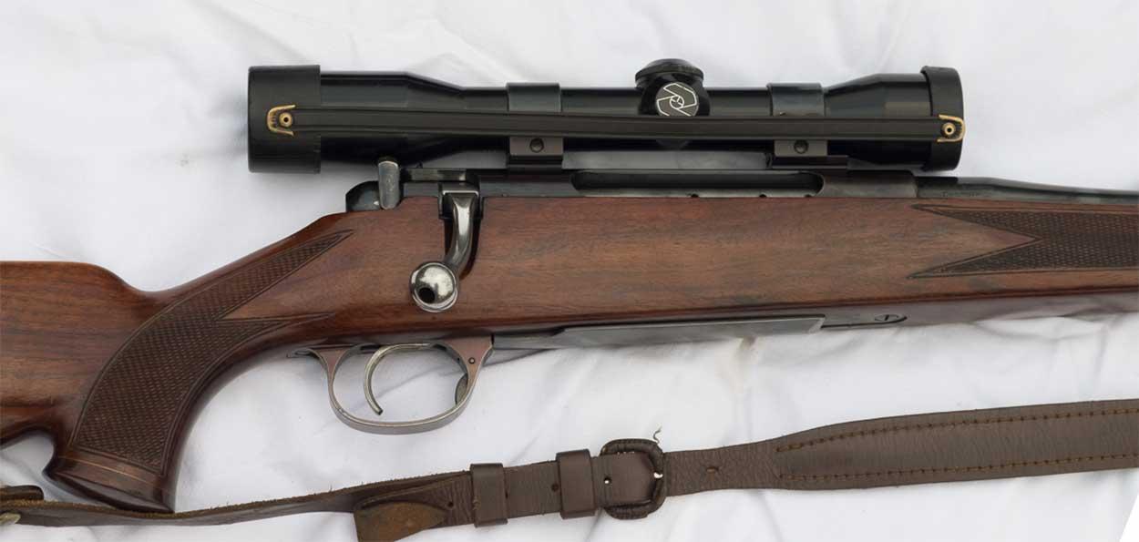 Schultz og Larsen riffel model 68DL