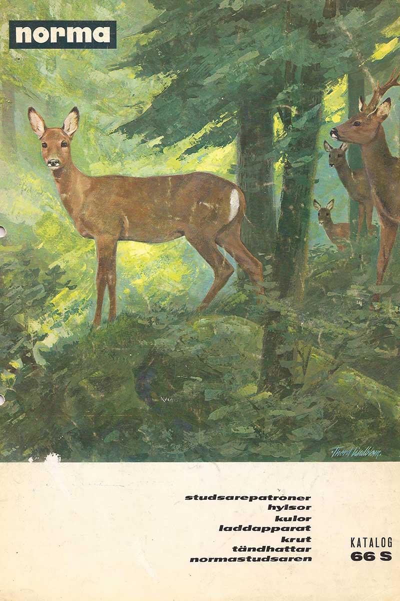 Norma Katalog anno 1966 s. 1